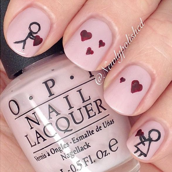 15 Cute Nail Art Designs and Ideas for Girls - Pretty Desig