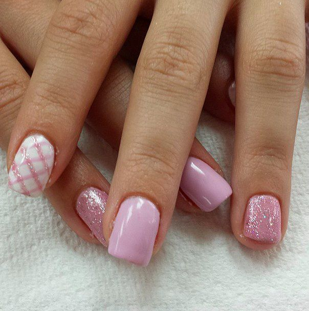 23 Sweet Spring Nail Art Ideas & Designs for Girls - Pretty Desig