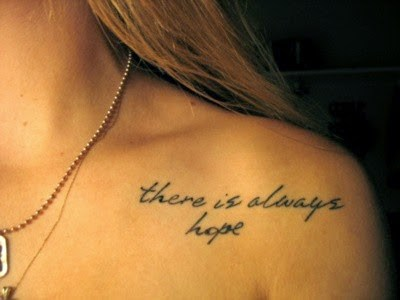 55 Unique Tattoo Quote Ideas for Women and Gir