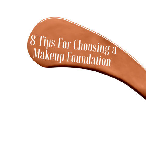8 Tips For Choosing The Right Makeup Foundation – Antonym Cosmeti