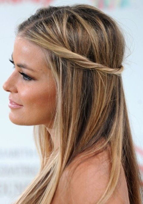 Top Carmen Electra Hairstyles