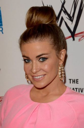 8 Carmen Electra Electrifying Hairstyles (Over The Top Sex