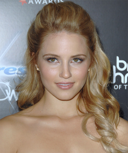 Top Dianna Agron Hairstyles