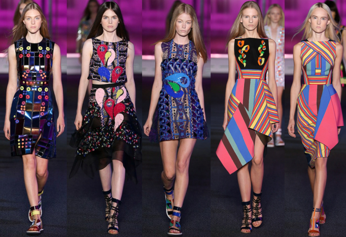 LFW : 5 Best and 5 Worst Looks of Peter Pilotto Spring 2015 .