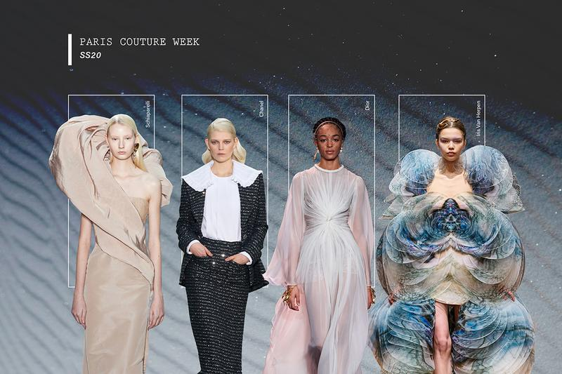 Top Shows at Paris Couture Fashion Week SS20 | HYPEB