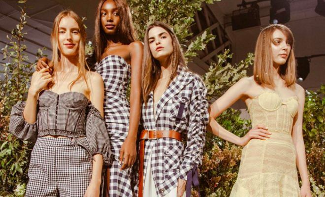 New York Fashion Week Spring 2019: best looks from the top .
