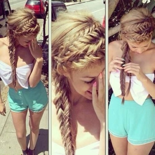 Top 25 Braided Hairstyle Tutorials You'll Totally Love .