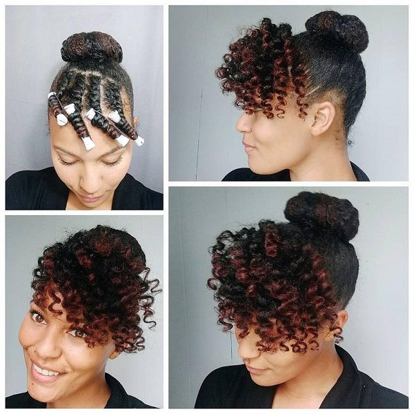 15 Hot Natural Hairstyle Tutorials for Summer | HerGivenHair - Top .