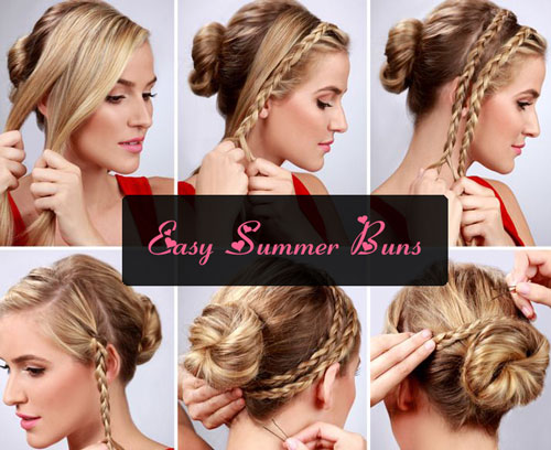 Top Hairstyle Tutorials for Summer
