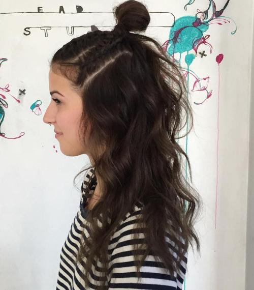 15 Top Knot Hairstyles for Women - Look Modish And Marvelous .