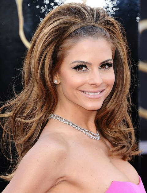 Top 40 Maria Menounos Gorgeous Hair Styles - Pretty Desig