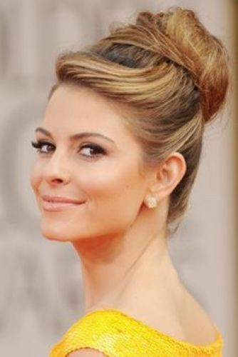 47 High Updos (Bold High Updos To Make A Statement) Page 1 of