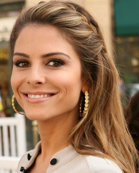 Top 40 Maria Menounos Gorgeous Hair Styles | Hair highlights .