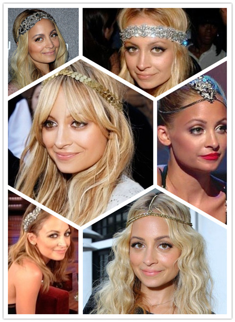Top 34 Nicole Richie Hairstyles - Pretty Desig