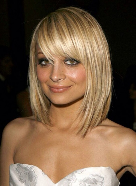 Nicole Richie Hairstyles - Celebrity Latest Hairstyles 20