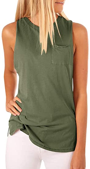 Top Tank Tops for Summer