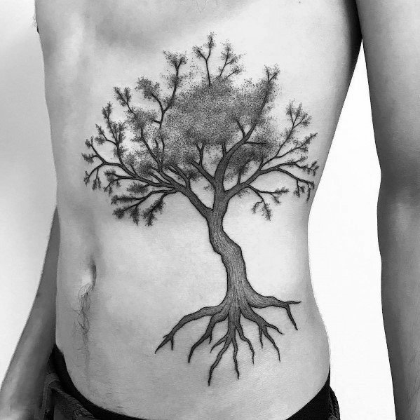 The 79 Best Tree Tattoo Designs for Men | Impr
