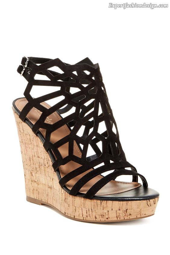 20 Trendy and Chic Platform Shoes for 2016 - 17 #Shoes | Black .