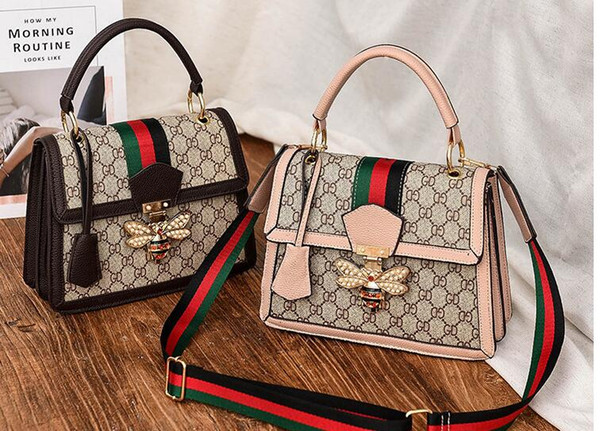 Women'S Bag 2019 New Trendy Women'S Korean Edition Fresh Bag .