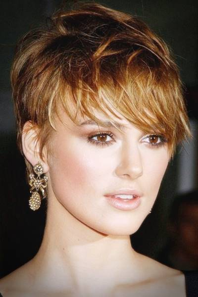 Celebrity Short Hairstyles Trendy 2020-2021 - Haircut Styles and .