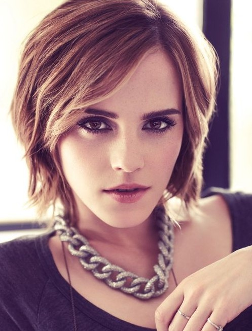 Trendy Short Hairstyles: Celebrity Haircuts - PoPular Haircu