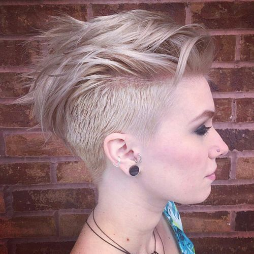 27 Stylish Fancy Undercut Hairstyle! Check Out Chic & Glam .