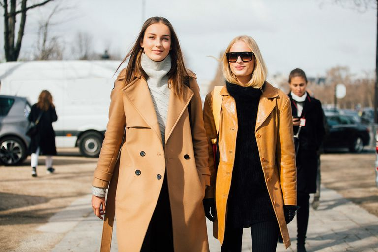 12 Camel Coat Styles That Will Never Go Out of Fashi