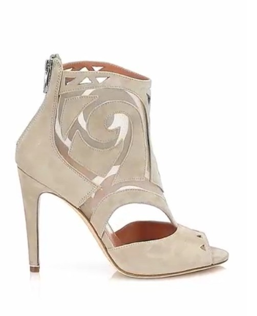 A Collection of Trendy Cutout Boots for Spring 2014 - Pretty Desig
