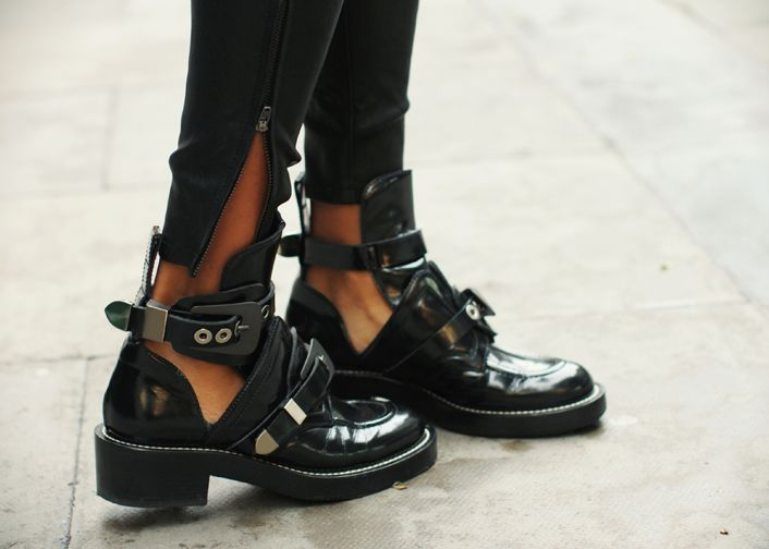 Cut-Out Booties For Spring – The Fashion Tag Bl