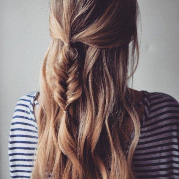 20 Beautiful Fishtail Braided Hairstyles | Styles Week
