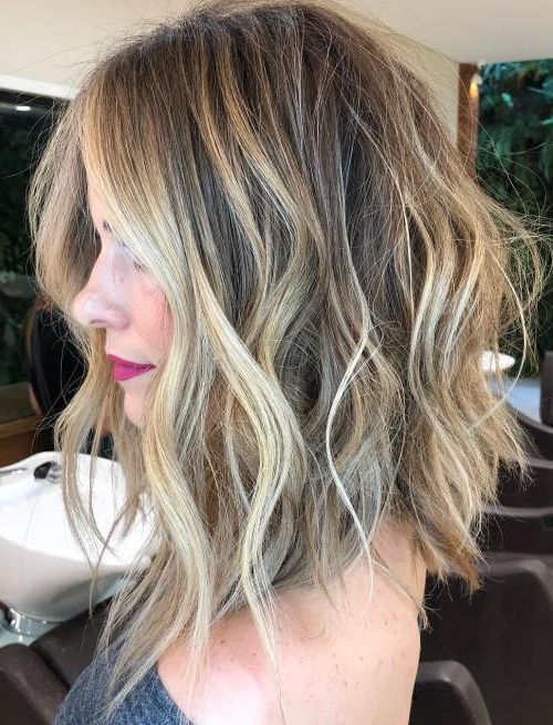 23 Medium Length Trendy Hairstyles For Women in 2019 - Page 4 of .