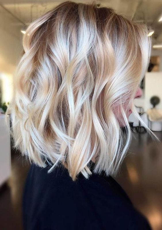 Most amazing and trendy medium length layered haircuts. Due to .