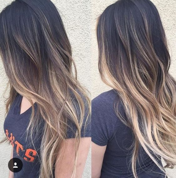 60 Trendy Ombre Hairstyles 2020 - Brunette, Blue, Red, Purple .