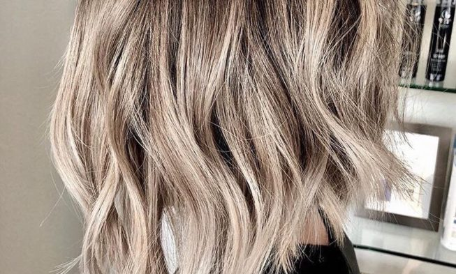 10 Trendy Ombre and Balayage Hairstyles for Shoulder Length Hair .