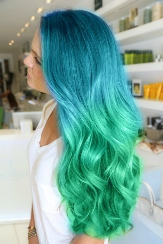 50 Trendy Ombre Hair Styles - Ombre Hair Color Ideas for Women .