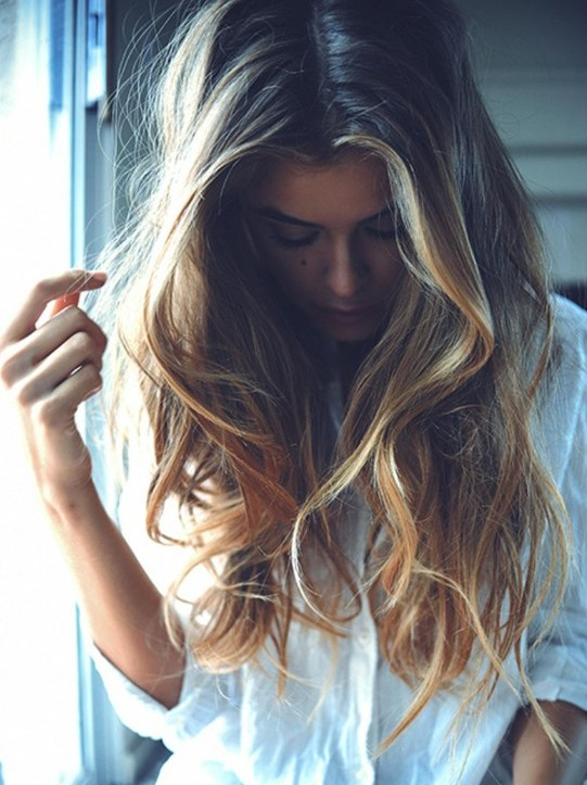Ombre Hairstyles: Trendy Long Hair for Girls - PoPular Haircu