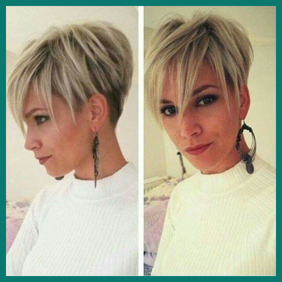 Trendy Short Hairstyles for Thin Hair 289989 Best Pixie Haircuts .