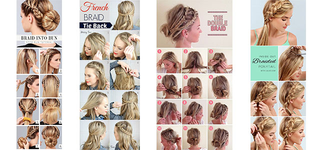 20+ Easy Step By Step Summer Braids Style Tutorials For Beginners .
