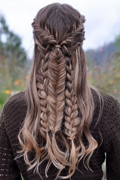 DIY Triple Braid Tutorial | 9 Braided Hairstyles For Spring, check .