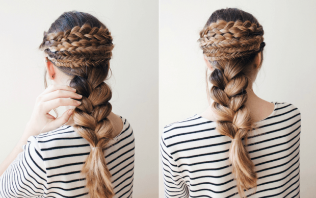 16 Cute and Easy Ideas and Tutorials for Hairstyles you Should Try .