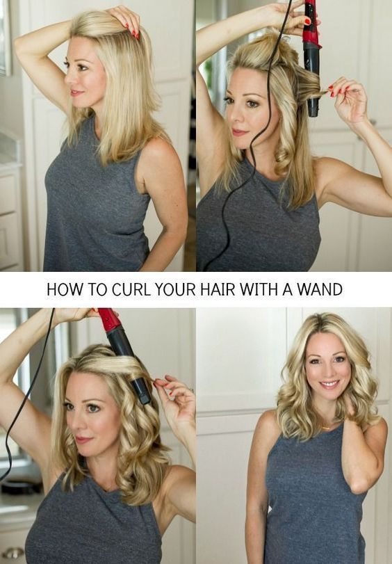 15 tutorials that make waves on your own in 2020 | How to curl .