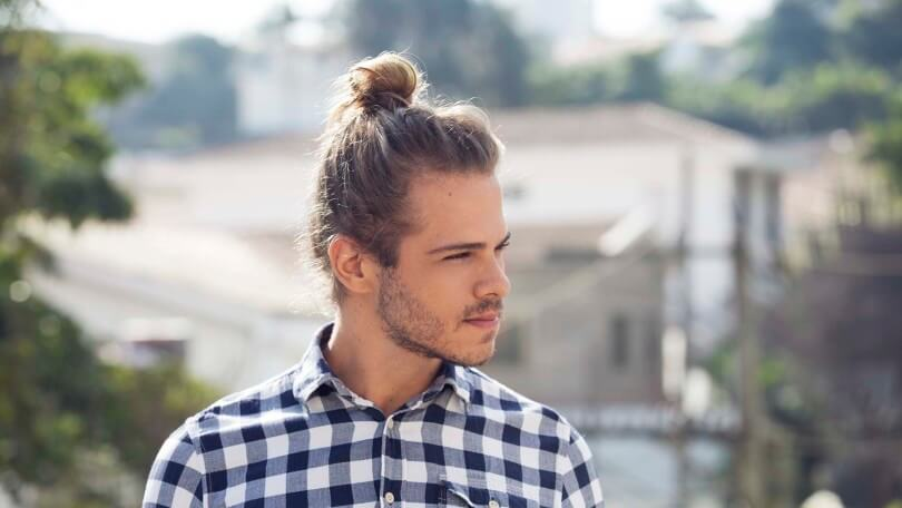 Tutorial: How to Make a Man Bun Easily Work for Y