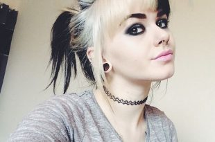 22 Trendy and Tasteful Two Tone Hairstyle You'll Love - PoPular .