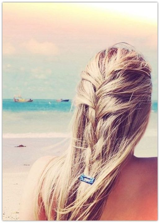 Ultra-chic Beach Hairstyles