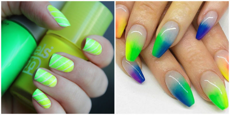 Nail trends 2019: Impressive and unique nail polish trends 2019 .