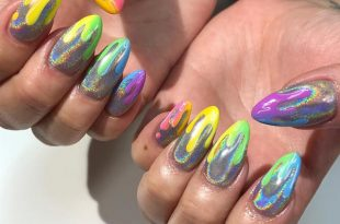 Neon Nail Art That's Perfect For Slaying Spring & Summer 20