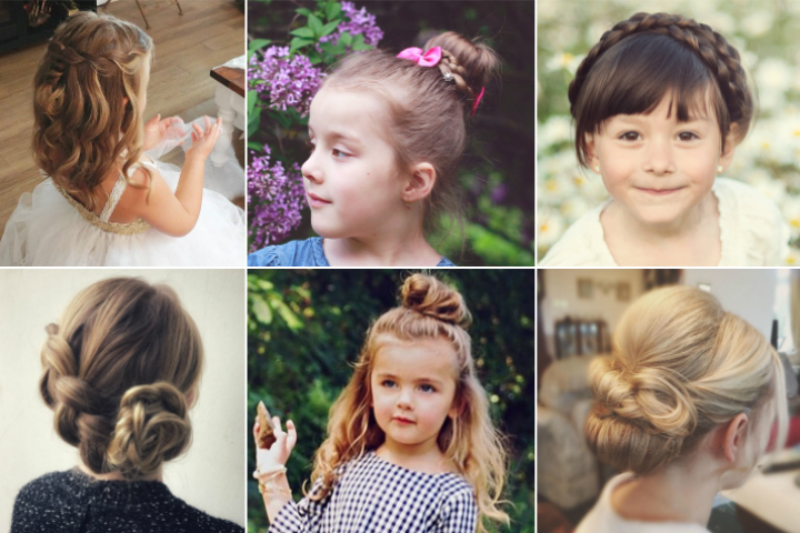 19 Super Easy Hairstyles For Gir