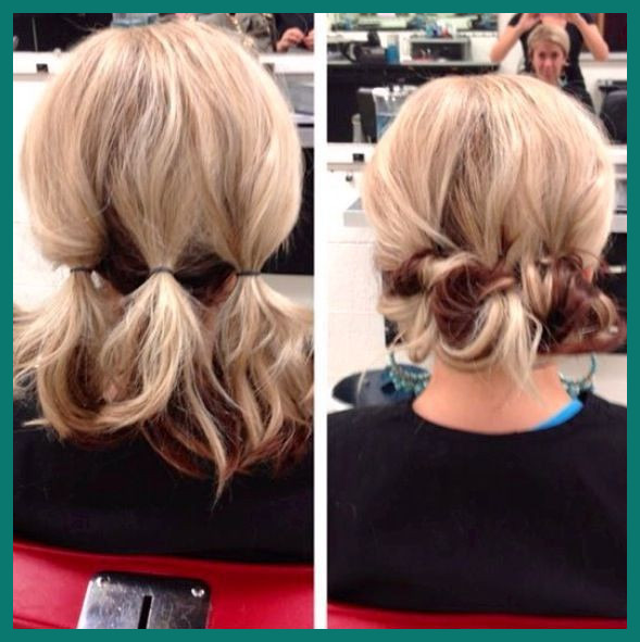 Quick and Easy Hairstyles for Medium Hair 542332 Easy Hairstyle .