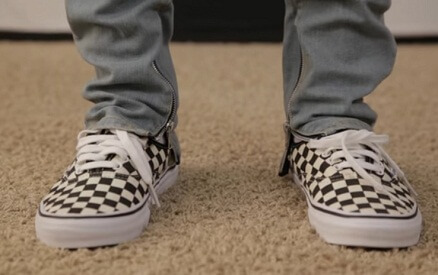 Vans & Athletic Shoes for Spring