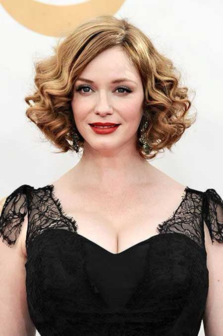 25 Short Curly Hairstyles 2013 - 2014 | Retro hairstyles, Short .